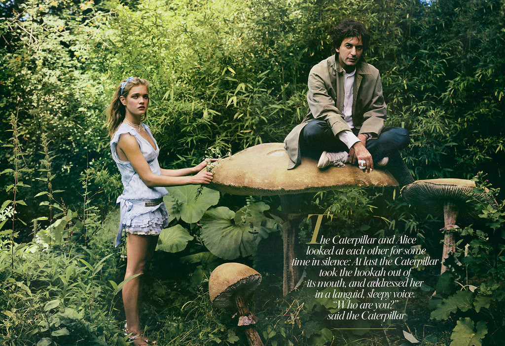 Alice In Wonderland By Annie Leibovitz 6
