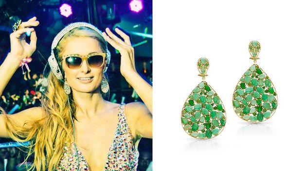 Pendientes Yanes Paris Hilton Espana Tinima20140906 0092 5