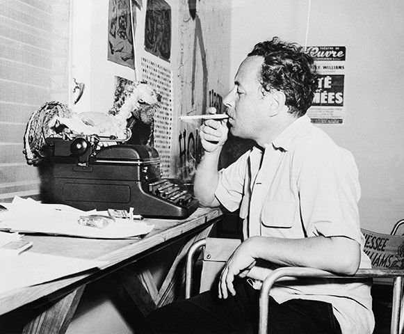 Tennessee Williams.