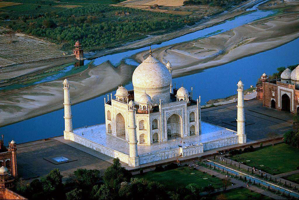 Taj Mahal Aire