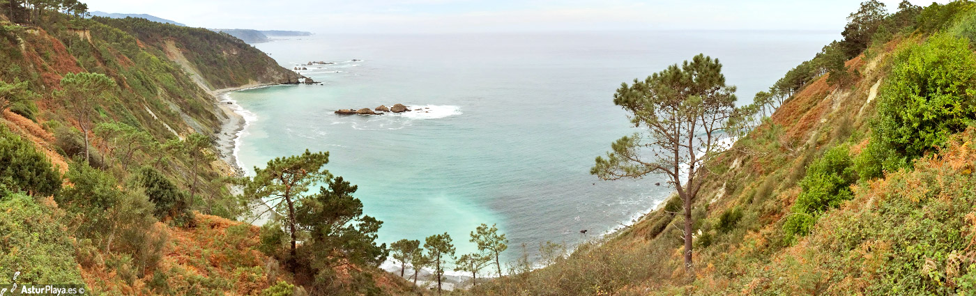 Cazonera Atalaya Beach Asturias3