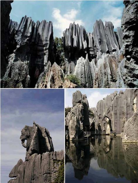 El Bosque De Piedra De Shilin 4