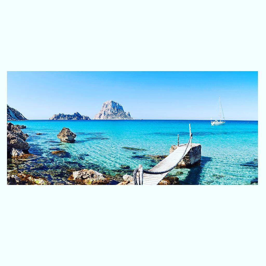Yanpy Post 155 Sailing Ibiza Cala D Hort Es Vedra