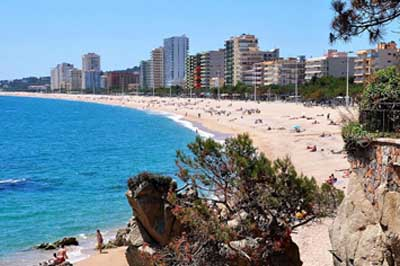 Playa Aro