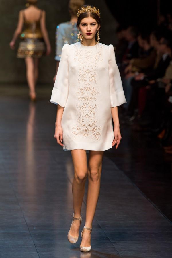 Dolce Gabbana Fall 2013 Rtw 43 600x900