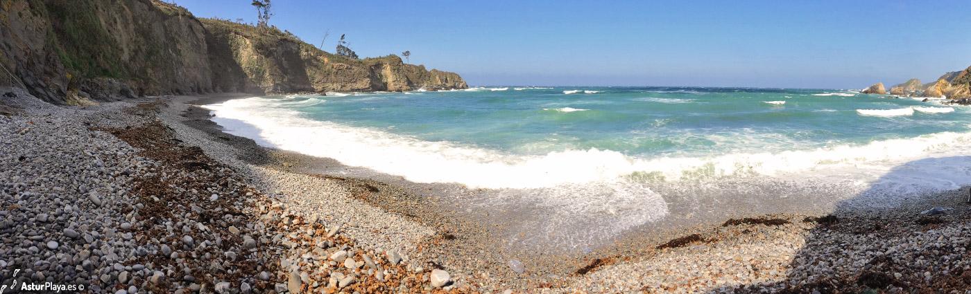 Cambaredo Beach Asturias1