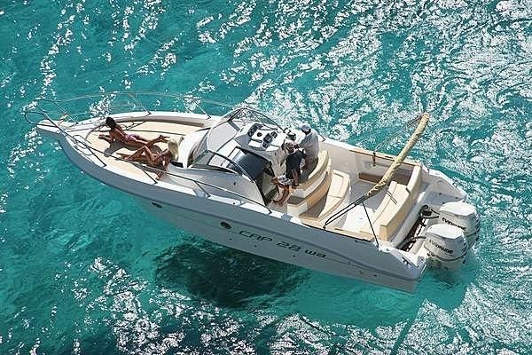 Yanpy Post 15 Motorboat Mallorca