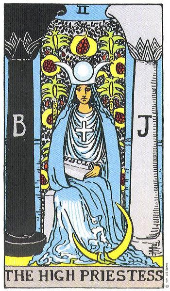 02 Priestess