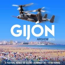 Festival Aéreo Internacional Gijón '15