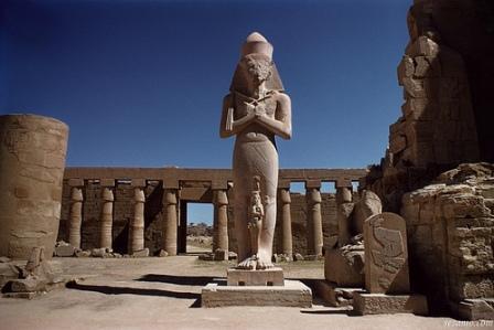 Estatua Egipto
