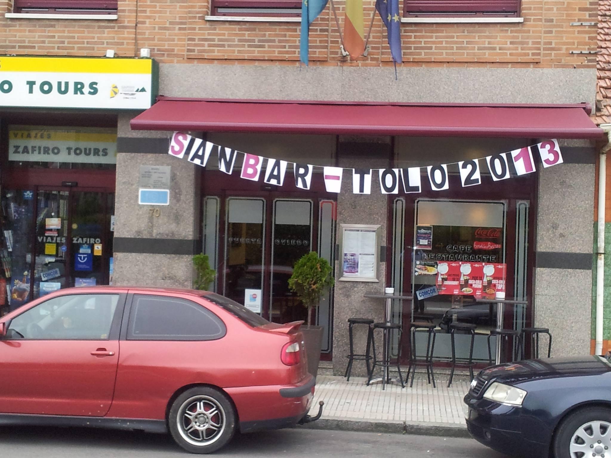 Ya Estamos Preparados Viva San Bar Tolo 2013