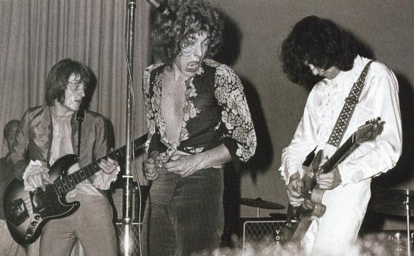 Led Zeppelin Young Days 1968 600x371