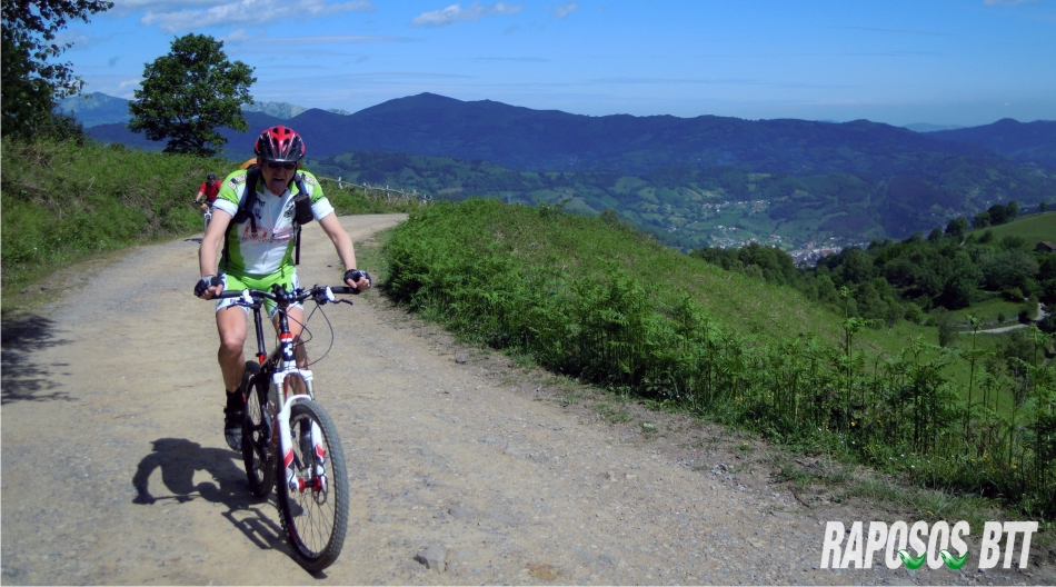 Rutas De La Via La Carisa Asturias