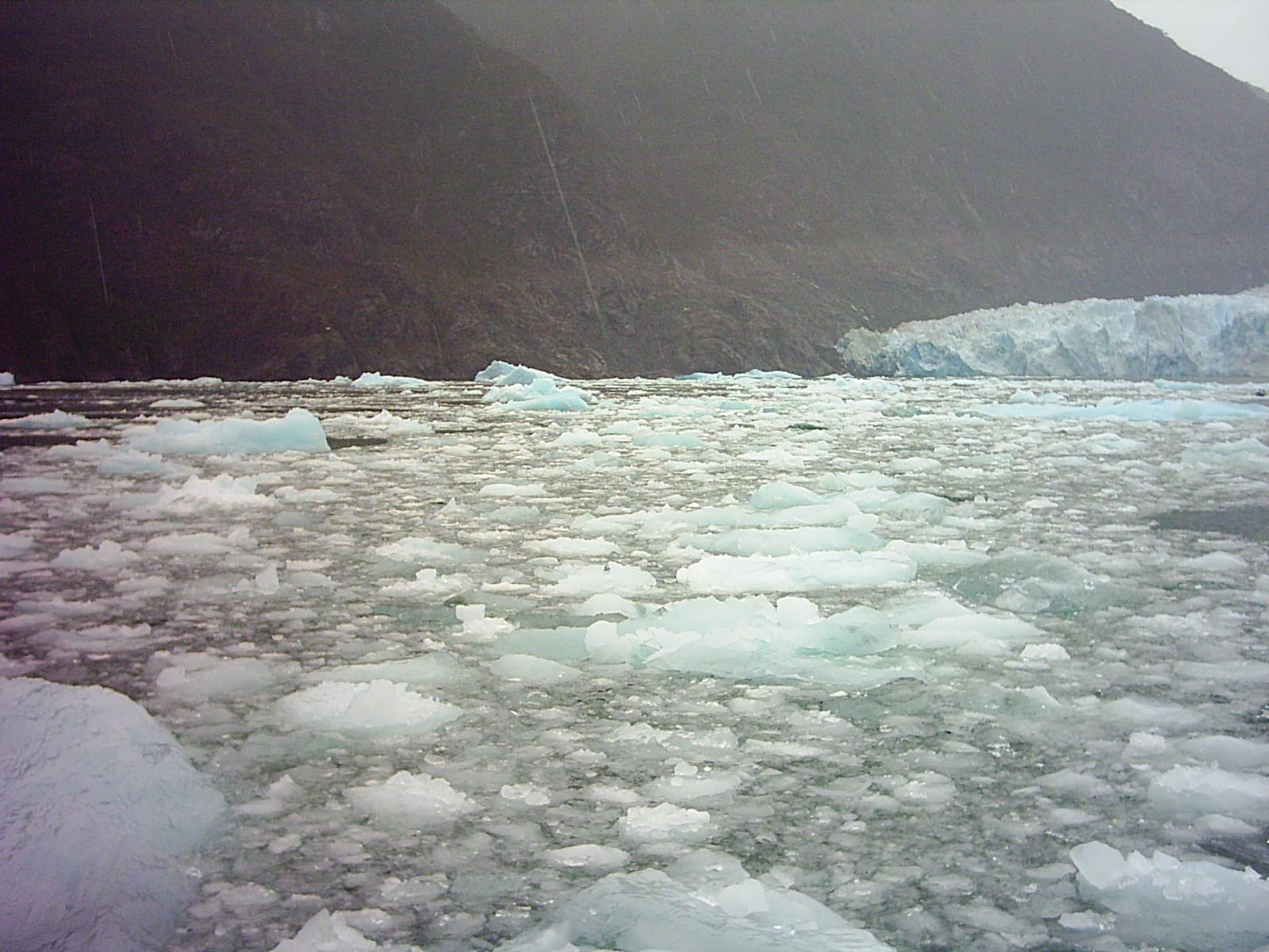 El mar de hielo