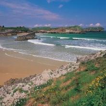 Camaras Beach in Llanes - Asturias