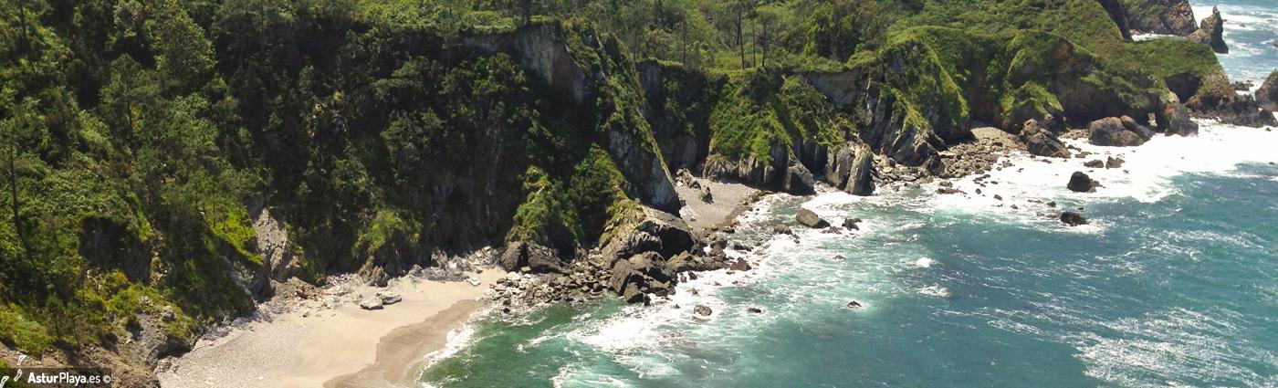 Ribera L Ouca Beach In Cudillero1
