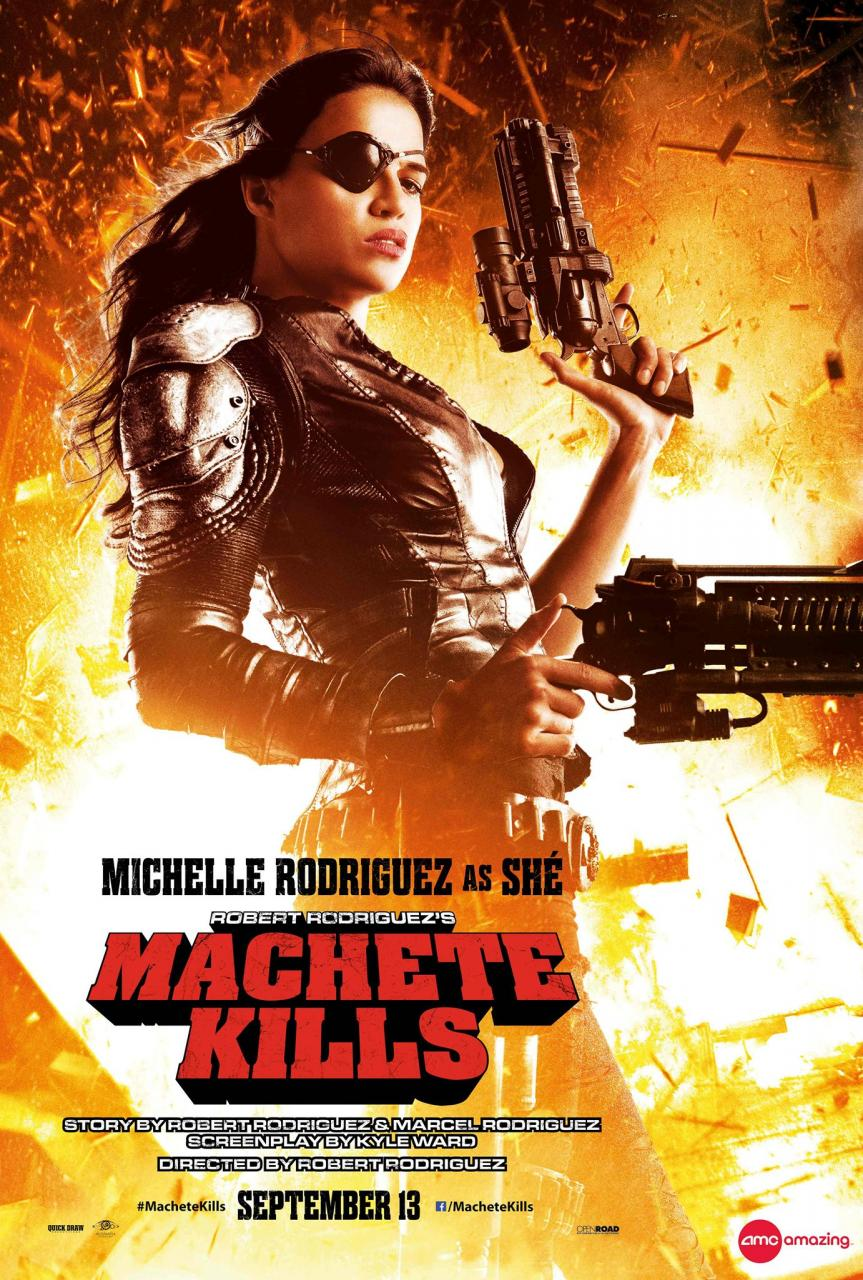 Machete Kills P1
