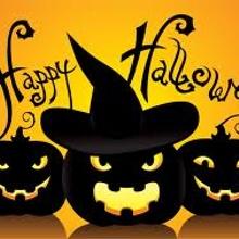 ...Fiesta de Halloween....