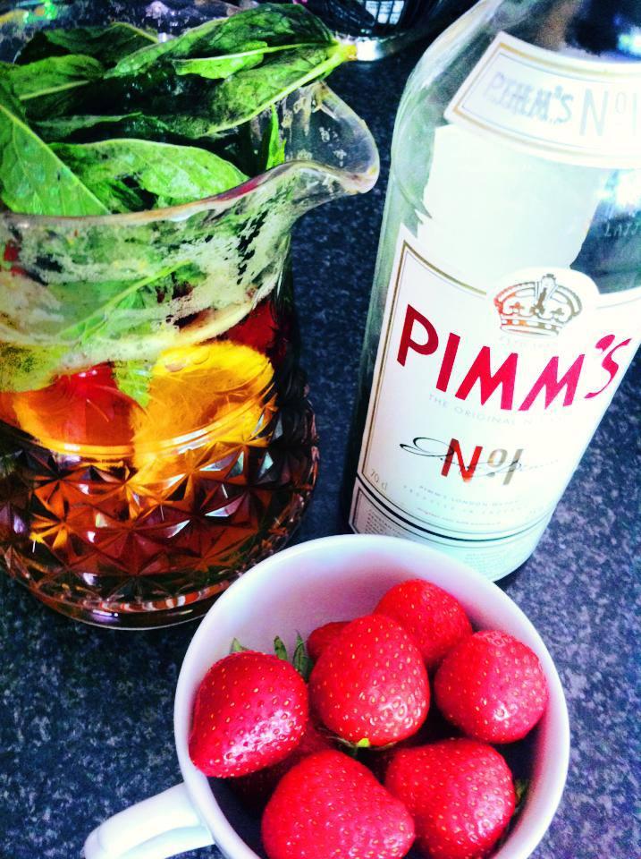 Pimms Recipe