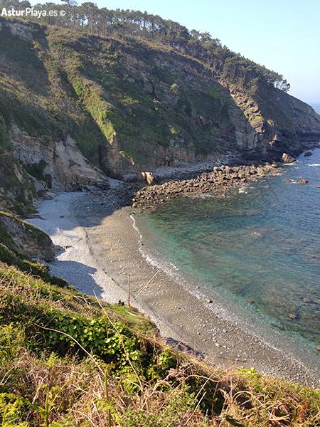 Playa Pedreyada