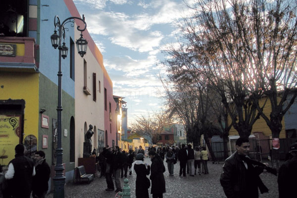 3. Buenos Aires, Argentina
