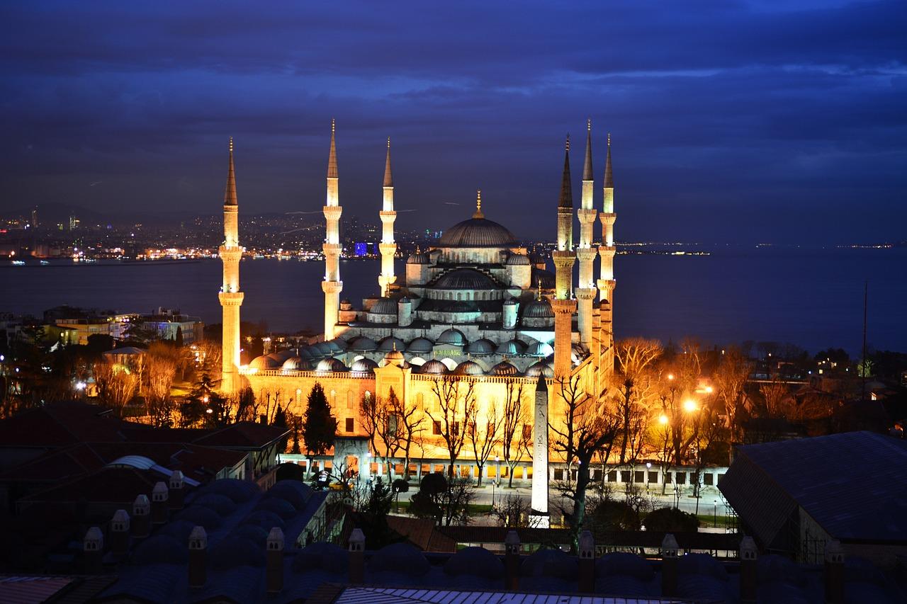 Blue Mosque 908510 1280