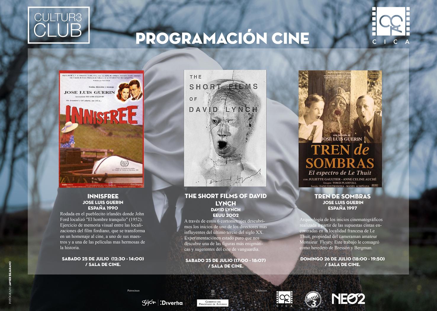 Programacion Cine Web