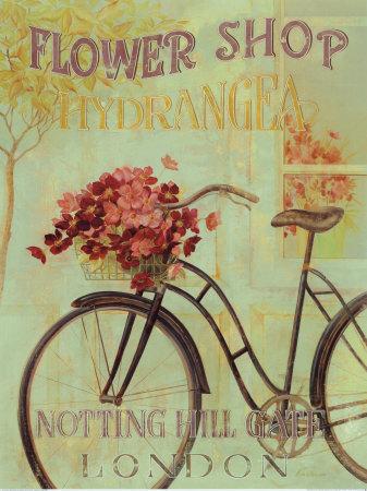 Fabrice De Villeneuve London Bicycle