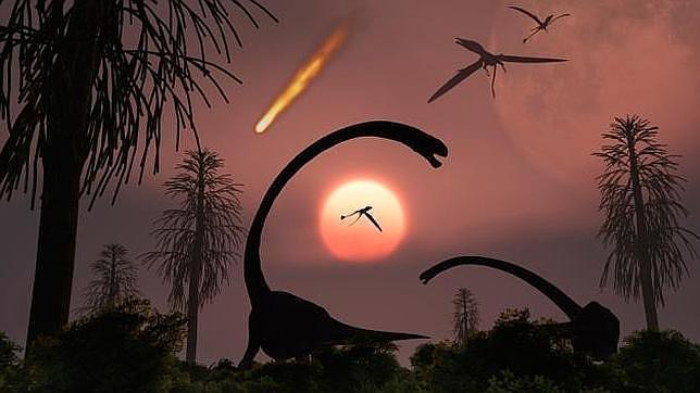 Dinosaurios Meteorito 644x362