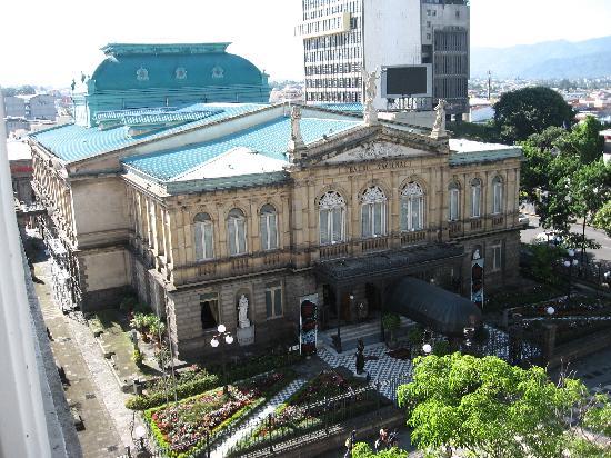 Teatro Nacional Visto