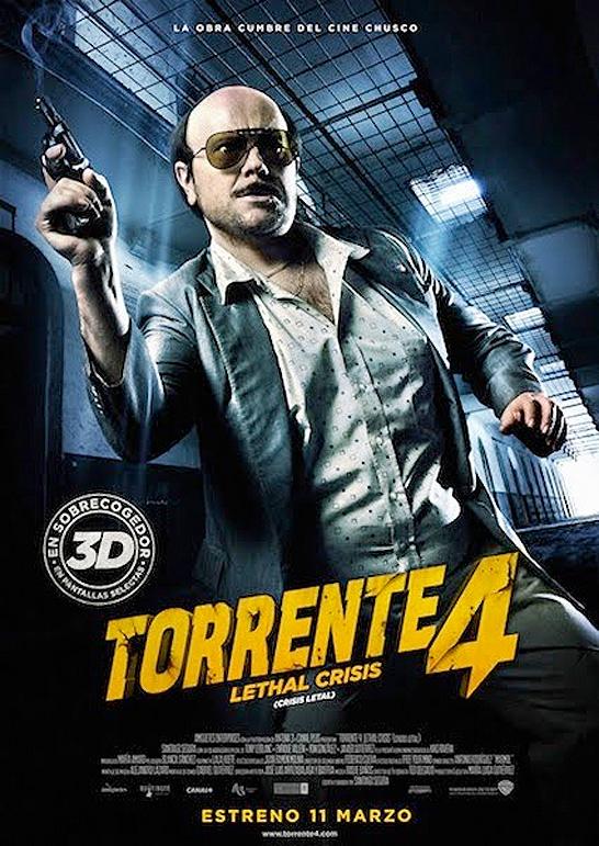 Torrente 4 Poster 1