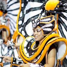 Vídeos de desfiles de carnaval