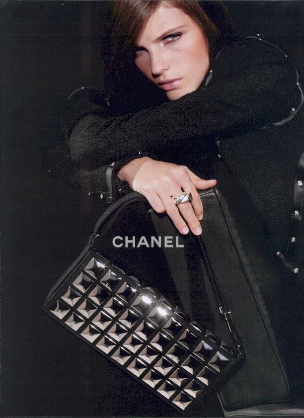 2003 Ad Jeisa Chiminiazzo Chanel 129530 612 841