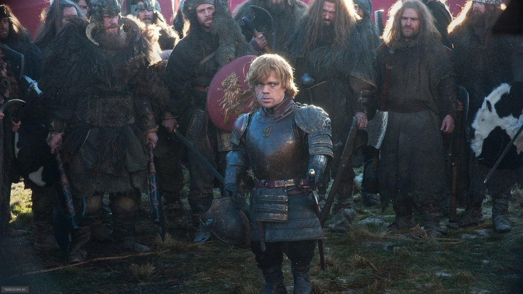 Tyrion Lannister 02