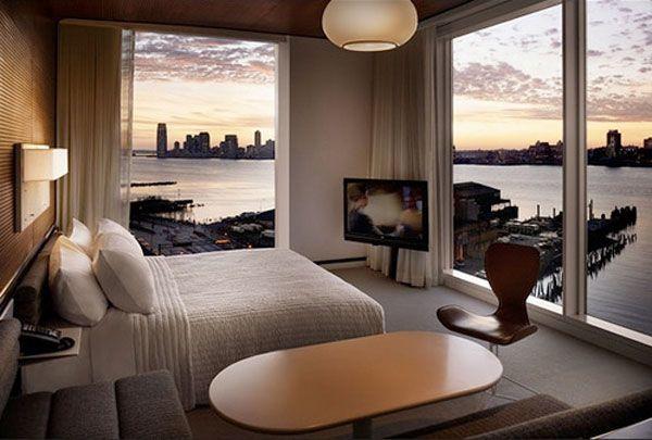 Ny Bedroom Sunrise
