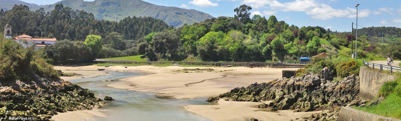 La Entrada Beach Llanes Asturias2