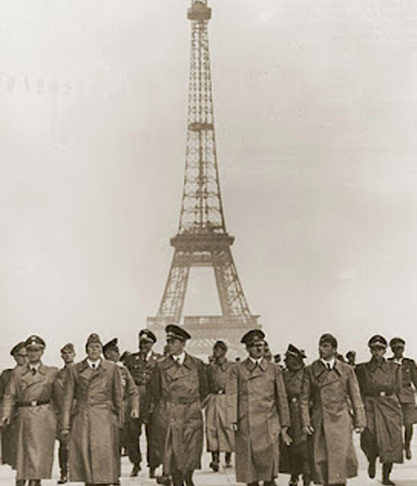 10. Hitler en París (1940)