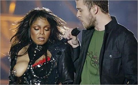 El famoso desliz de Janet Jackson, ¿estaba preparado?