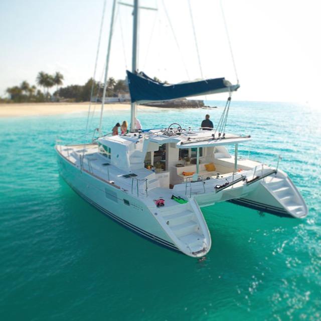 Yanpy Post 62 Catamaran Lagoon 440 Ibiza