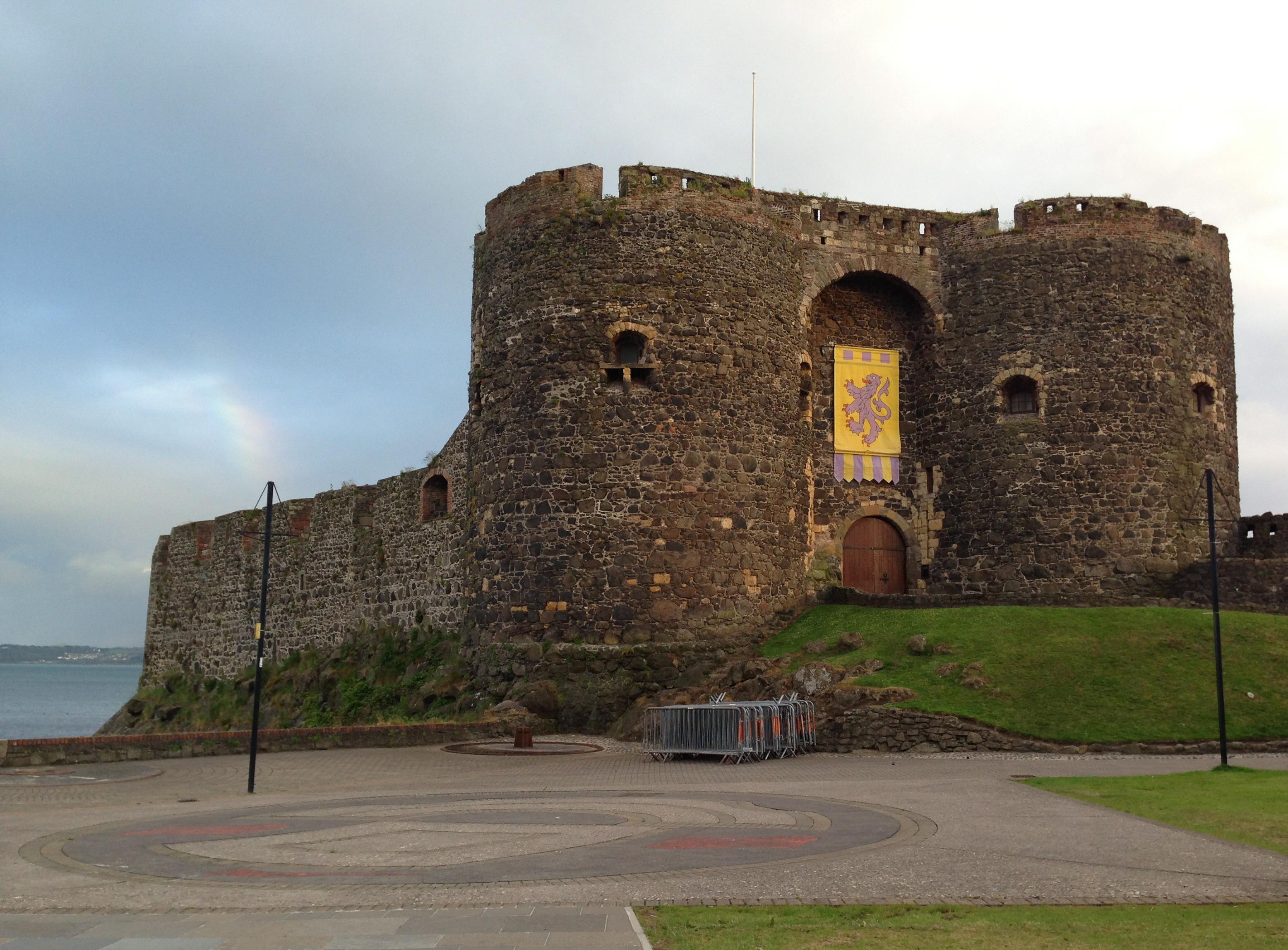 Carrickfergus Castle 1