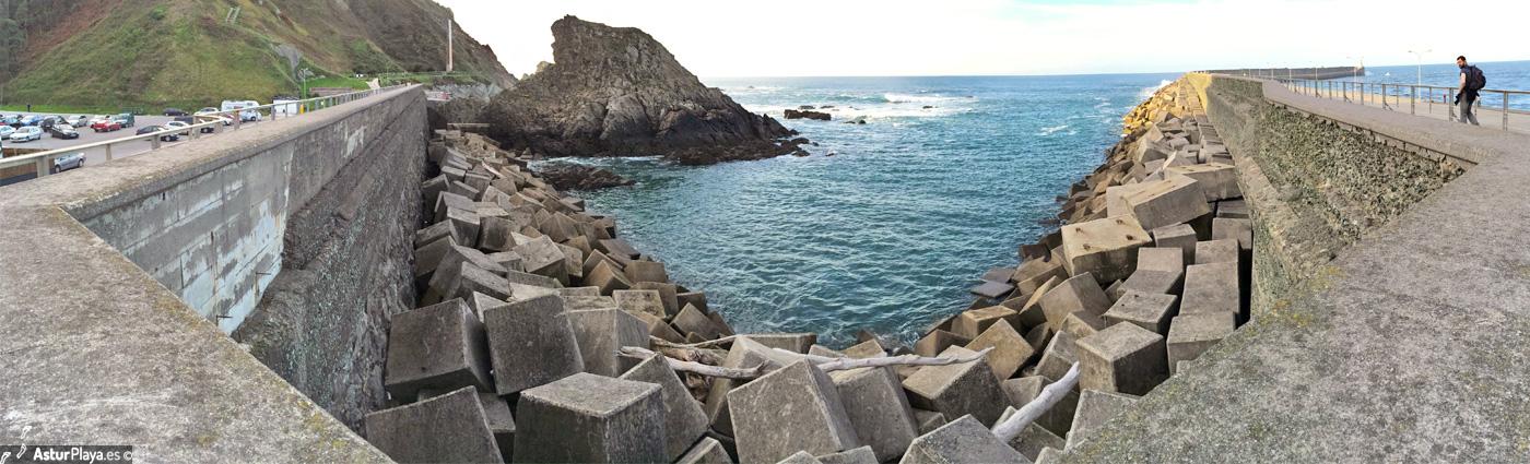La Guardada Beach Asturias Mainpic