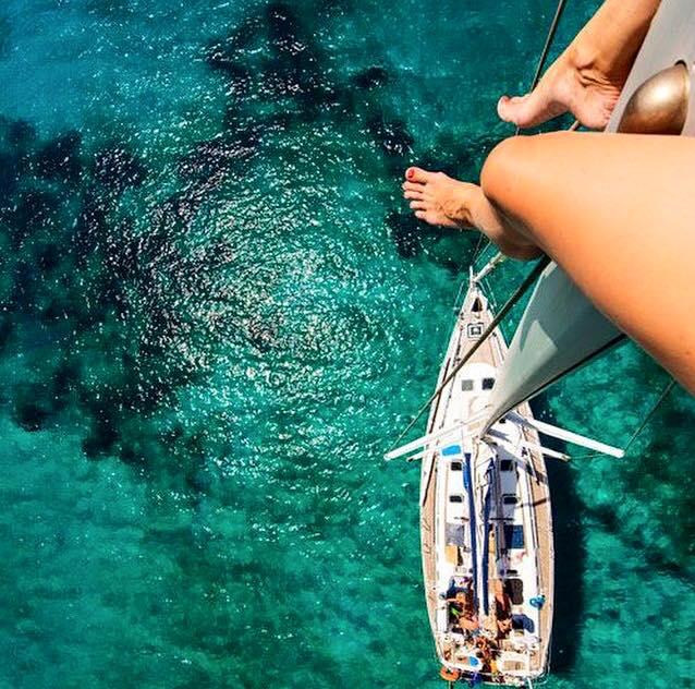 Yanpy Post 58 Sailboat Views