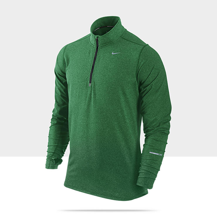 Nike Element Half Zip Mens Running Top 504606 302 A