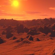 Viaje tripulado a Marte