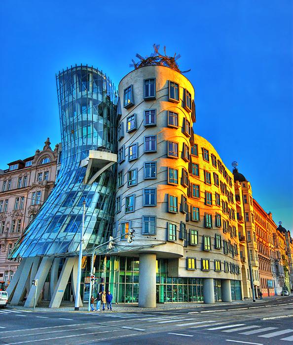 Edificio Danzates Praga