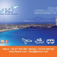 Ibiza Formentera FlyeVai