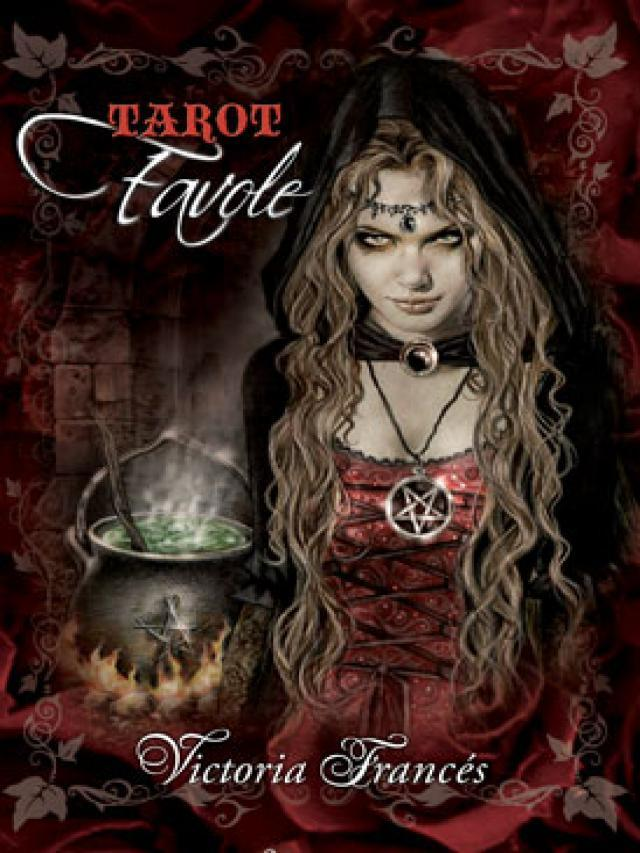 Tarot Favole Cover