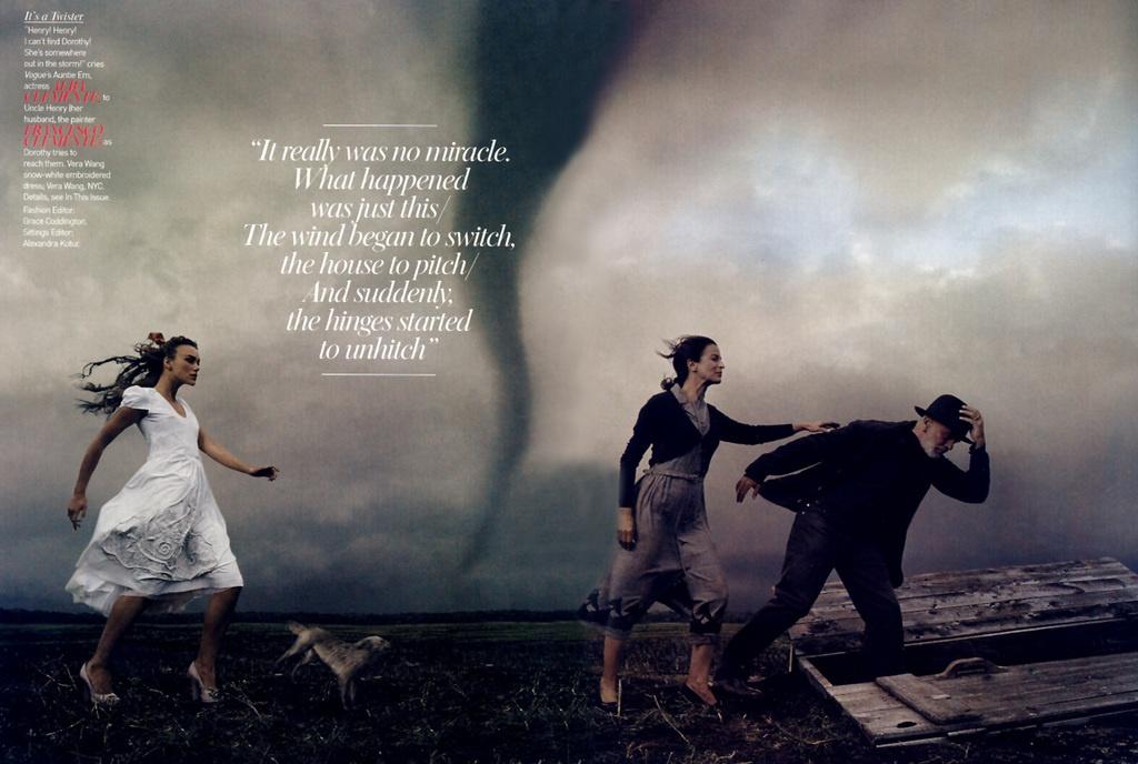 Wizard Of Oz By Annie Leibovitz
