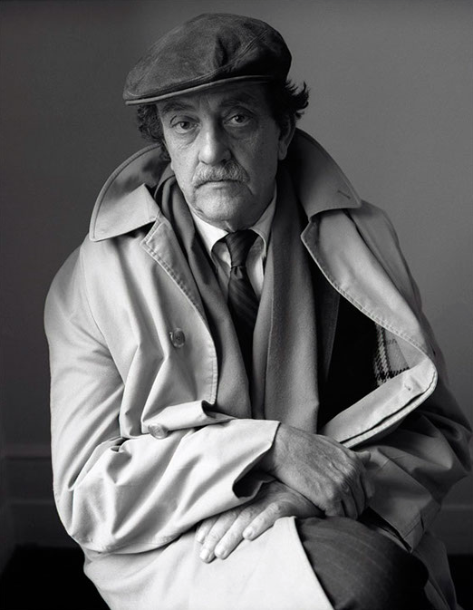 Kurt Vonnegut, Londres 1981.
