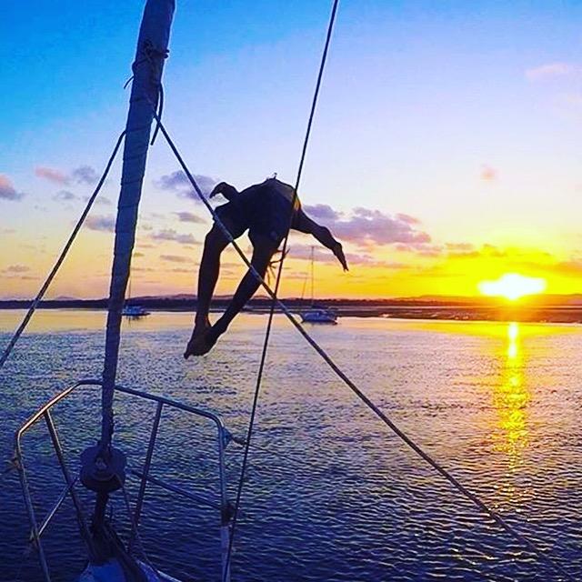 Yanpy Post 178 Sailing Wishes 2017